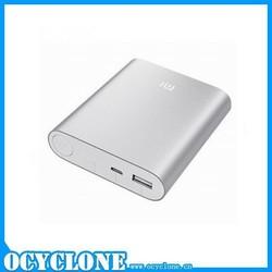 New High Safety 10400mAh Xiaomi Original Portable Power Bank For Mobiles