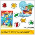 plástico magnético jogo de peixe moderna plástico pequeno peixe de brinquedo para crianças oc0173548