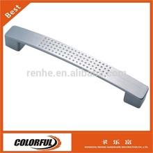 Aluminium Diecast Matt Oxidation furniture drawer pull