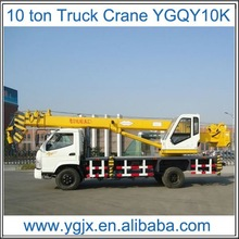 new 10 ton small telescopic crane manufacturer with low price and good quality