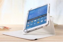 Slim Design Tablet Folding Folio Universal Case For Samsung Tab 3 8.0 T310 Tablets With Stand