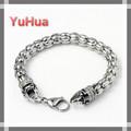 gioielli in acciaio inox bracelect set