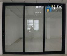 Doors and Windows System In Building Used Interior Glazed Sliding Door