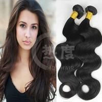 20inch 2pcs/lot Raw Supply Top Grade 7A Unprocess 100% Tangle Free Hair Weave peruvian Body Wave 100% Human Virgin Hair
