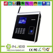 Biometric Authentication Dual Camara Linux free software WIFI GPRS employee hand punch time clocks