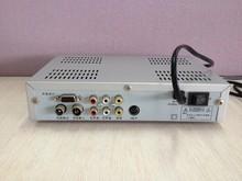 HD digital tv set top box hdmi to av converter