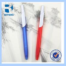 New arrival bottom price ball promotional plastic pen-----RTPP0012