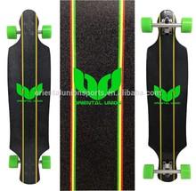 "39.75""x10.125"" longboard skateboard cheap"
