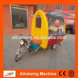 3 Wheels Electric Van for Fast Food