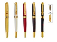 exquisite clip design pen, dragon pen , metal white pen MDS-RJ020