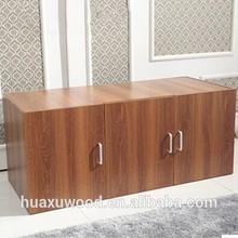 HX-MZN11 hotel bedroom furniture/hotel floor wardrobe/clothes cabinet