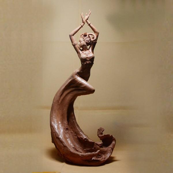 Dancing Girl Statue Mohenjo Daro Dancing Girl Statue