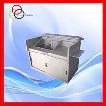 Metal sheet cashier desk,multi-function metal platform,metal fabrication service