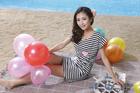 stripe home dress/night dress /family leisure night wear for women