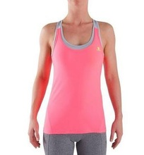Fitness training vests Women hopping dance breathable absorbent body