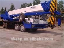 bottom price 2012 used crane mobile, tadano truck crane GT550E for sale