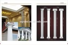 Exquisite PU Roma Columns