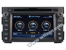 WITSON DVD HEAD UNIT FOR KIA CEED 2010-2012/VENGA WITH 1.6GHZ FREQUENCY DVR SUPPORT WIFI APE MUSIC RAM 8GB FLASH