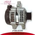 12v bajo número de revoluciones del coche pequeño auto alternador generador de regulador de piezas para toyota mazda hyundai kia oem: 27060- 0c050