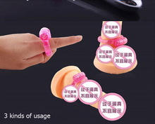 Fashionable stylish wally soft silicone penis sleeve