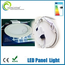 2014 new 24w 280mm cut hole 300*25mm ce rohs approve round led panel light