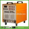 De alumínio da máquina de soldadura, mos inversor ac/dc máquina de solda tig wse-315