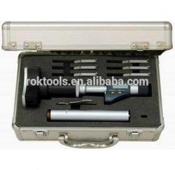 "2.5-3"" Digital Electronic Three Point Inside Internal Micrometer Caliper"