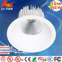 China supplier 2014 wholesale Cree/Sharp/Epistar discount cabinet downlight