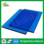 100% GE BAYER raw materials uv blocking polycarbonate door panel sheet