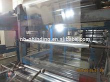 rigid PVC film recycled materials