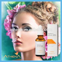 100% Vitamin C Essence Anti aging Hyaluronic Acid Serum