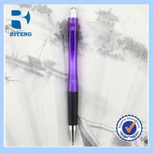 colorful twist plastic ball pen,cheap plastic pen for promotion -RTPP0007
