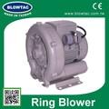 Ce rs-100-11 una fase 0.2 kw 1/4 hp sopladores anillo de la cría de peces aireador