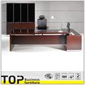 2014 del tavolo ufficio design moderno mdf scrivania in legno impiallacciato
