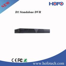 8ch hikvision D1 dvr 720P digital video recorder