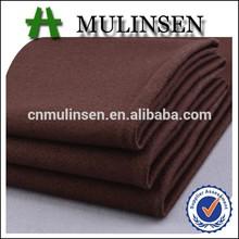 Mulinsen Textile High Quality Soild Dyed Woven Sateen Fabric 97% Cotton 3% Lycra