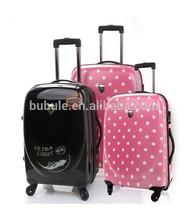 high tech vintage trolley luggage bag PCU-20/24/28