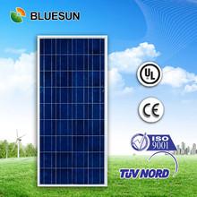 CE TUV UL certificate 24v 150w solar panel