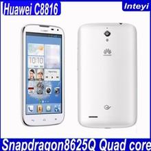 Huawei C8815 Quad Core MSM8625Q 1GB RAM 4GB ROM 3G CDMA WIFI GPS Dual Camera 5.0 Inch Smart Phone Huawei C8815