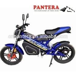 PT-E001 Popular Europe Road Legal Folding Electric Mini Motorcycle
