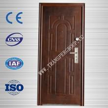 Steel main door design,New Products Security Steel Door