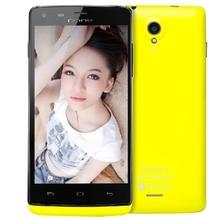 Original DOOV D350 4GB Yellow, 4.5 inch Android 4.1 Smart Phone, MTK6589 Quad Core 1.2GHz, RAM: 512MB, Dual SIM, GSM Network