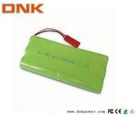 NiMH SC 9.6V 3000mAh Crane Stock Battery Pack 9.6v 2300mah