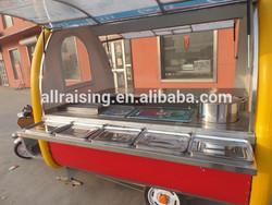 3 Wheels Electric Food Van