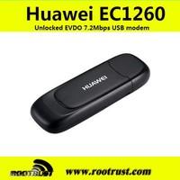 cdma usb evdo modem unlocking Huawei EC1260