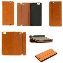 "Wholesale cheap price genuine leather 4.7"" custom mobile phone case cover"