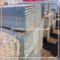 de hierro galvanizado tubo cuadrado de venta al por mayor de mercancías de china