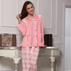 Twinset Pajama Hot Selling Ladies Lounge set Sleepwear For Women