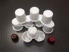 empty plastic coffee capsule K cups/Lavazza/Nespresso