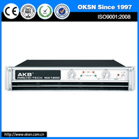 Brand new MA-1200 power amplifier sound system with high quality